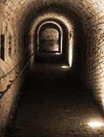Inside Fort Namur by mornfall