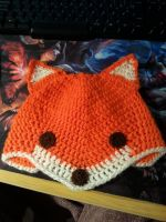Fox Hat by Creamms