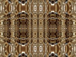 Abstract Golden Background 4 by FantasyStock