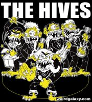 The Hives by RossRadiation