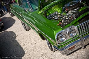 greenImpala by AmericanMuscle