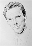 Benedict Cumberbatch wip by love-a-lad-insane