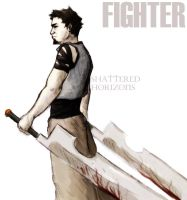 Fighter - SH by raven8t8