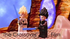 The Crossover- Dragon Ball Z Star Wars Stop-Motion by Jaylastar