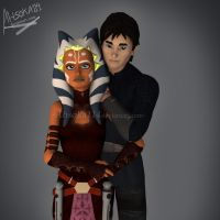 Never Apart by Ahsoka114