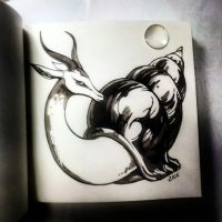 Instaart - Snailope by Candra