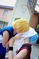 KnB - Secret Kiss by Kozato-kun