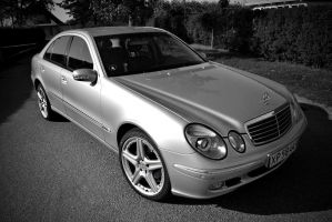 benz by Clipse89