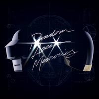 Daft Punk - Random Access Memories (Version 2) by PADYBU