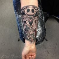 Jack Tattoo by AtomiccircuS