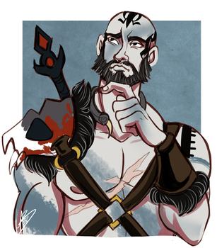 Grog Strongjaw by naomi-makes-art73