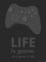 Life is game by nullf