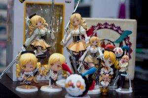 Tomoe mami collection by mila-tiemy