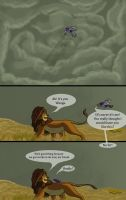 The Dark Lion Page 26 by Mydlasfanart