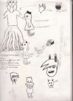 Sketchdump (1) by Mitsuos-twin-sister