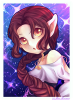 Commission : Starlight by Murlovely