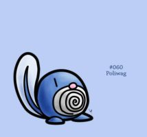 #060 - Poliwag by FrostTechnology