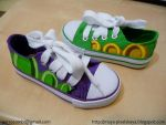 Tentacle Chucks for kids by Maya-Plisetskaya