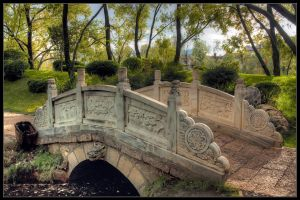 Marble Bridge by Dorcadion