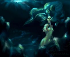 Underwater Silence by Lady-Nihonto