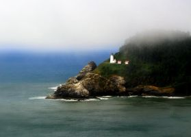 Heceta Head by DreaErvin