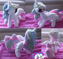 Celestia Plushie by Celestia-In-Love
