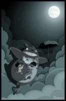 Totoro - Faded Version by iamthewizard2