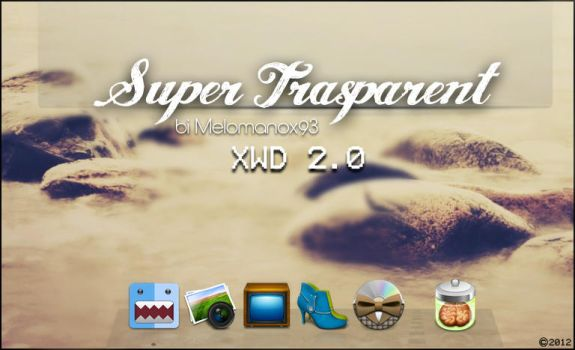 Super trasparent For XwD 2.0 by melomanox93