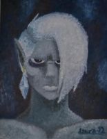 Ghirahim oil painting by Zutara-fani
