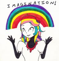 Imagination by GirlWithTheGreenHat