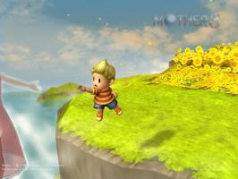 If Mother 3 was 3D by viniciuskps