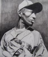 The Great Satchel Paige by professorwagstaff