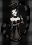 Dark Soul - Contest Prize for MeoWmatsu by Kimidoll