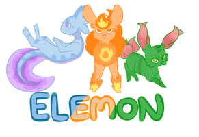 elemon: by xBadgerclaw