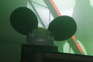 Deadmau5 at Good Vibes 5 by SeetherX