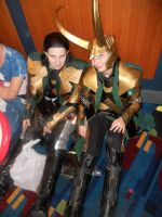 Loki Twins! by avi17