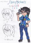 2015: Jake Michaels by gilster262