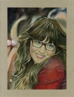Jessica Day by Bandera88