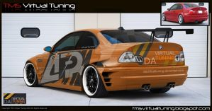 BMW Drift TMS VT by TMSVirtualTuning