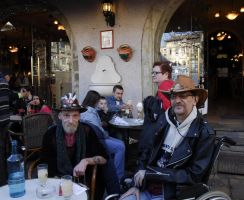 Old Timers by didiero
