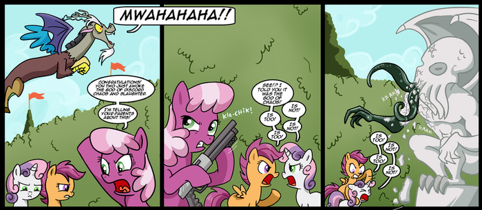 Call of the CMC by CSImadmax