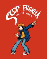 Scott Pilgrim vs. The World by ezekiel47