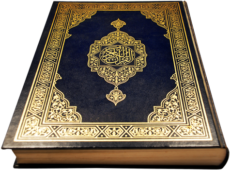 A copy of the Quran by Mustafa-H