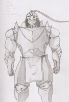 Alphonse Elric by Runxforest