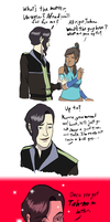 Legend of Korra: How I Met Your Avatar by SractheNinja
