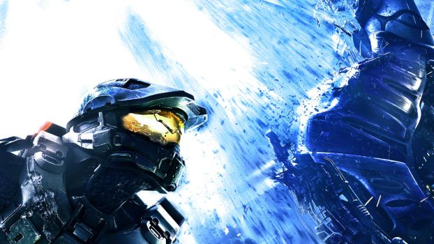 Halo 4 Wallpaper #1 by MVPernula