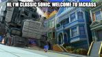 Jackass Classic Sonic Edition by CreativeArtist-Kenta