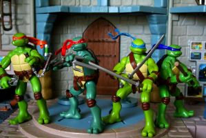 TMNT by Blue-St