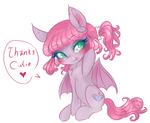 Leora Flirt by BunniniArt
