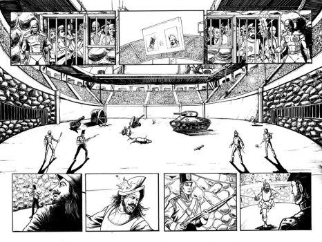 Accelerators pages 2 and 3 by gavinsmith